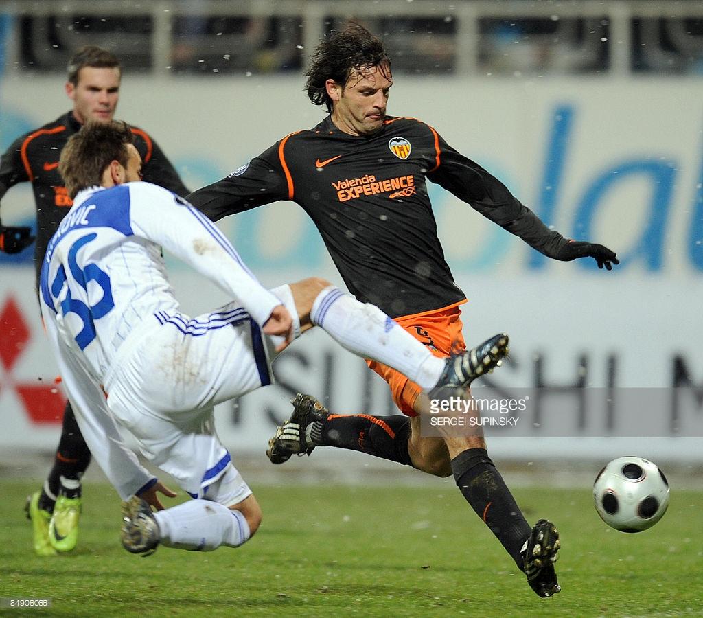 18.02.2009: Dinamo Kiev 1 - 1 Valencia CF