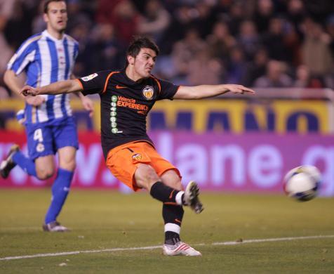 22.02.2009: Dep. Coruña 1 - 1 Valencia CF