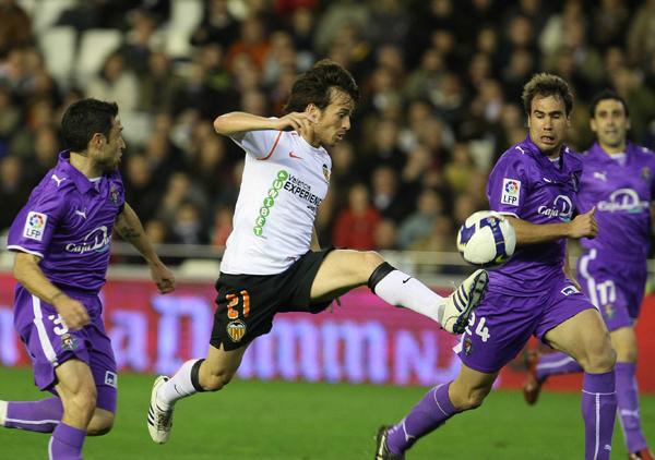 01.03.2009: Valencia CF 1 - 2 Real Valladolid