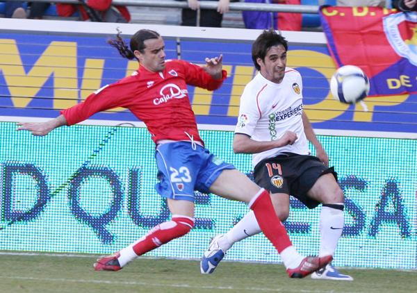 08.03.2009: CD Numancia 2 - 1 Valencia CF
