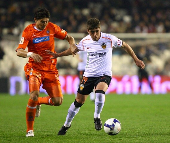 14.03.2009: Valencia CF 1 - 1 Rec. Huelva