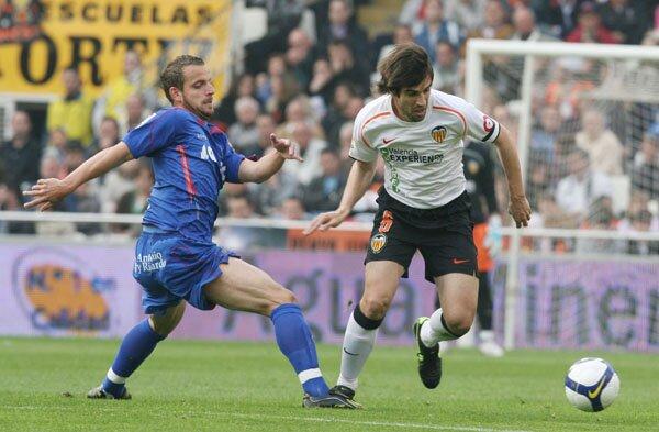 05.04.2009: Valencia CF 4 - 1 Getafe CF