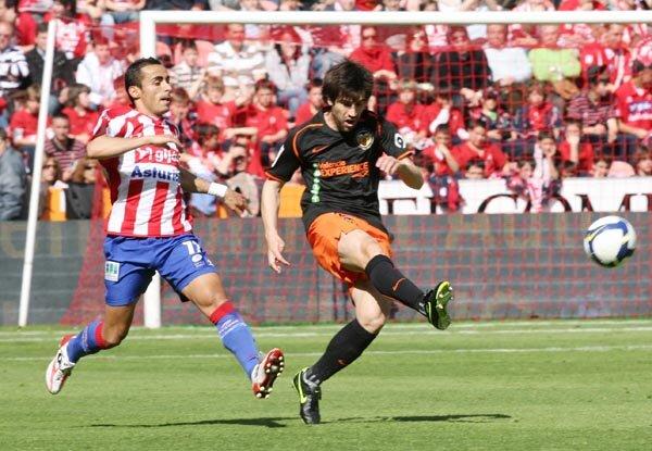 12.04.2009: Sporting Gijón 2 - 3 Valencia CF