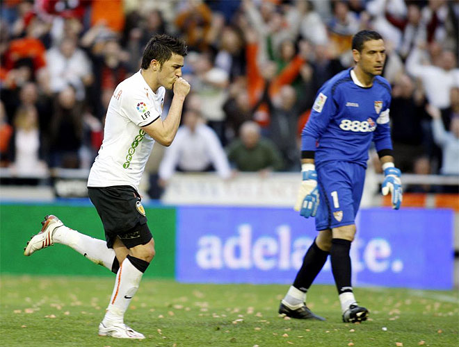 19.04.2009: Valencia CF 3 - 1 Sevilla FC