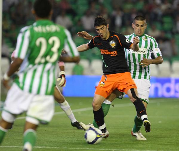 22.04.2009: Real Betis 1 - 2 Valencia CF