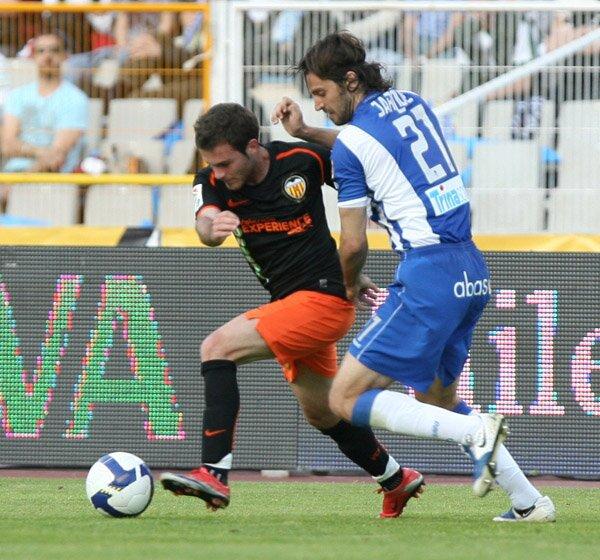 03.05.2009: RCD Espanyol 3 - 0 Valencia CF