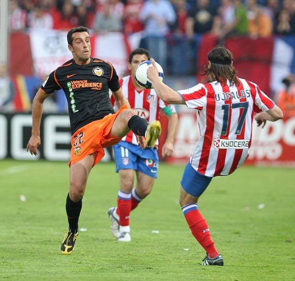 17.05.2009: At. Madrid 1 - 0 Valencia CF
