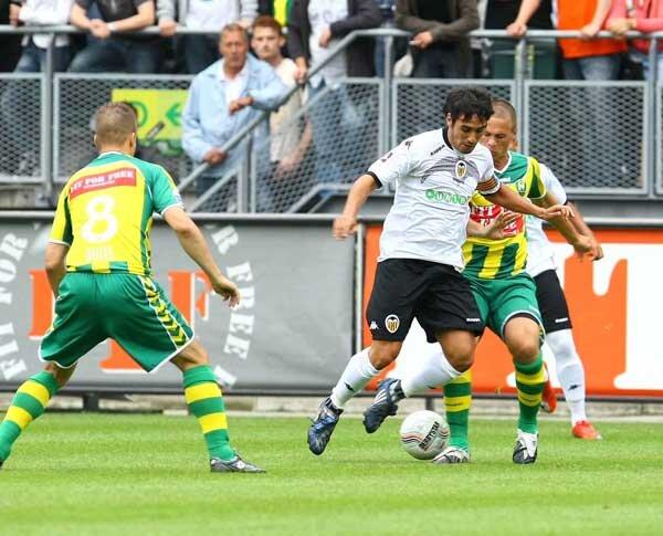 22.07.2009: Den Haag 1 - 4 Valencia CF