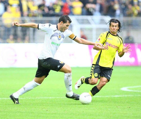 25.07.2009: Borussia D. 1 - 1 Valencia CF