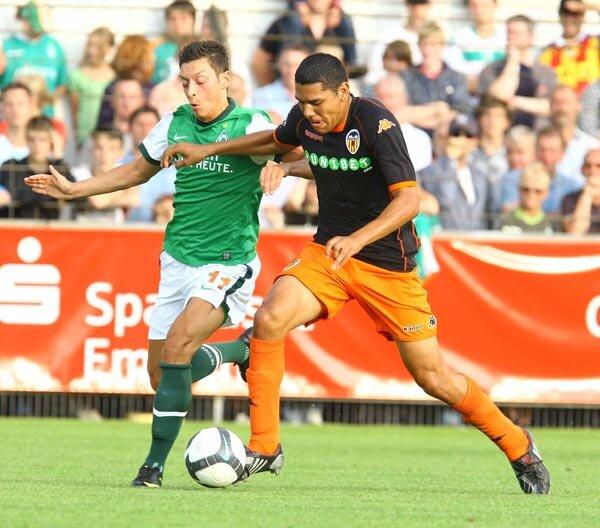 28.07.2009: Werder Bremen 2 - 2 Valencia CF