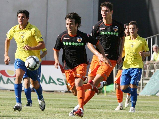 15.08.2009: Cádiz CF 2 - 1 Valencia CF
