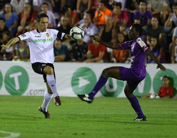 11.08.2009: Al Ain 1 - 1 Valencia CF