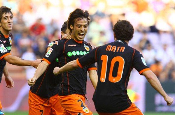 13.09.2009: Real Valladolid 2 - 4 Valencia CF