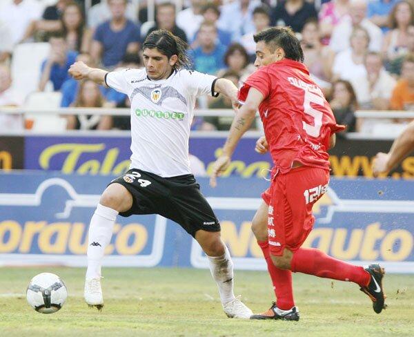 30.08.2009: Valencia CF 2 - 0 Sevilla FC