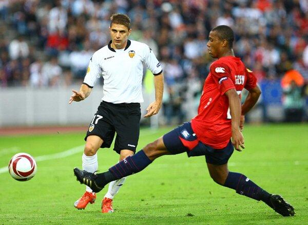 17.09.2009: Lille OSC 1 - 1 Valencia CF