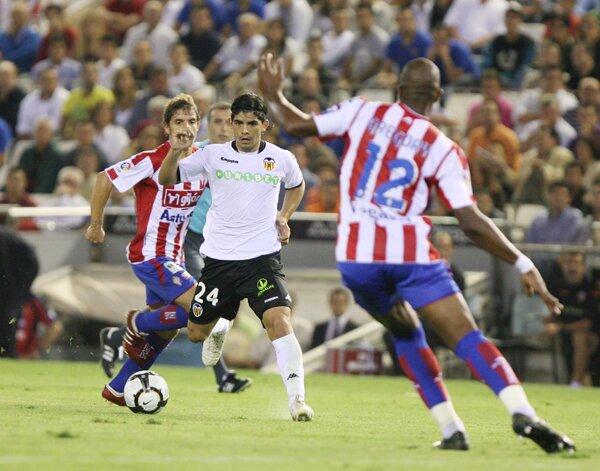 20.09.2009: Valencia CF 2 - 2 Sporting Gijón