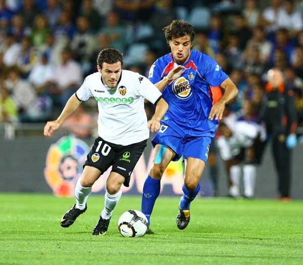 23.09.2009: Getafe CF 3 - 1 Valencia CF