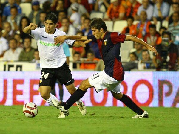 01.10.2009: Valencia CF 3 - 2 Génova