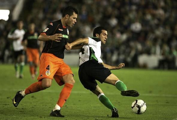 04.10.2009: Rac. Santander 0 - 1 Valencia CF