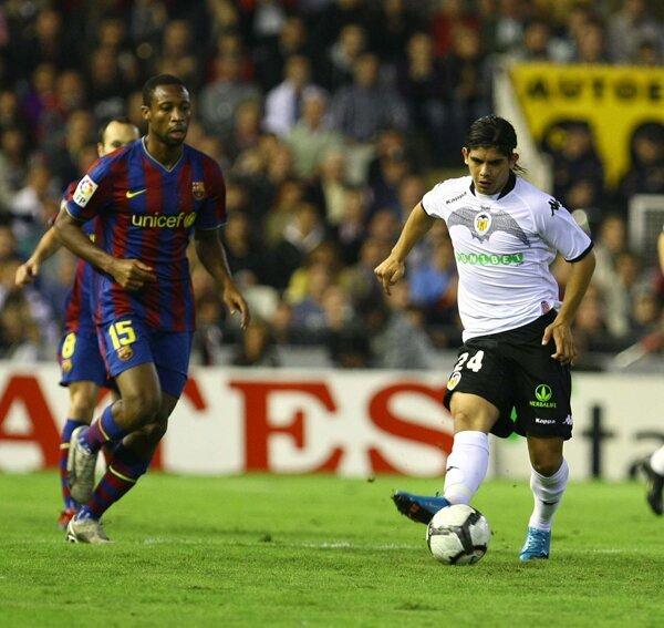 17.10.2009: Valencia CF 0 - 0 FC Barcelona