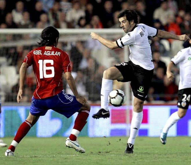 08.11.2009: Valencia CF 3 - 1 Real Zaragoza
