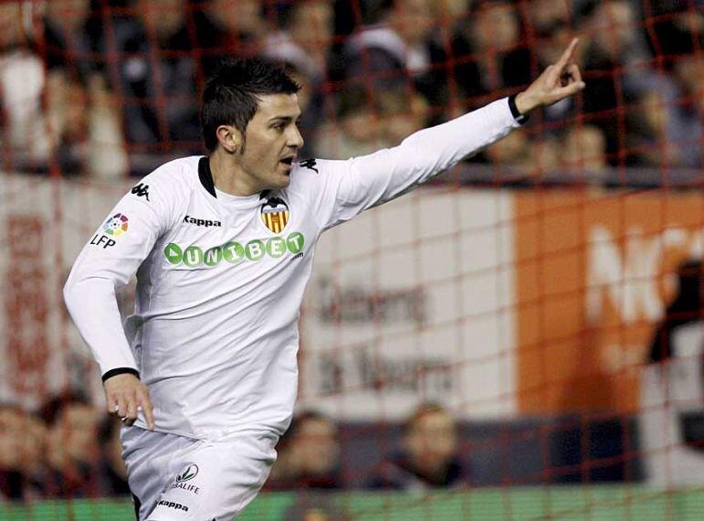 22.11.2009: CA Osasuna 1 - 3 Valencia CF