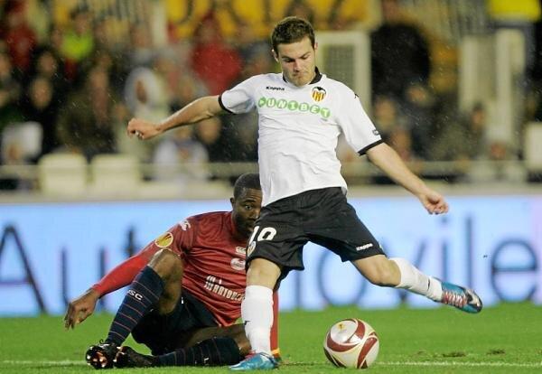 02.12.2009: Valencia CF 3 - 1 Lille OSC