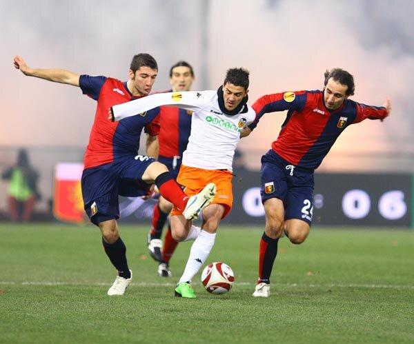 17.12.2009: Génova 1 - 2 Valencia CF