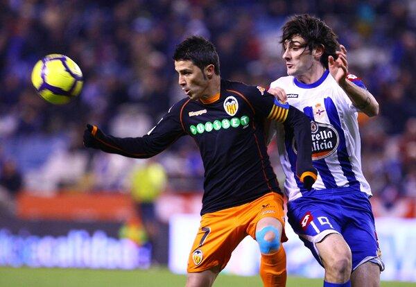 20.12.2009: Dep. Coruña 0 - 0 Valencia CF