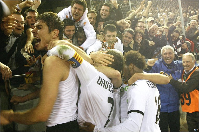 02.01.2010: Valencia CF 1 - 0 RCD Espanyol