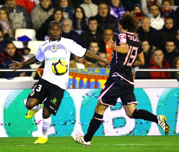 06.01.2010: Valencia CF 1 - 2 Dep. Coruña