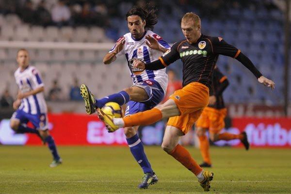 13.01.2010: Dep. Coruña 2 - 2 Valencia CF