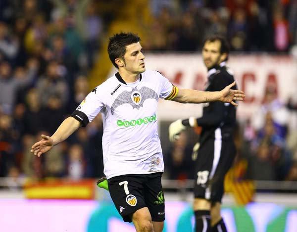 17.01.2010: Valencia CF 4 - 1 Villarreal CF