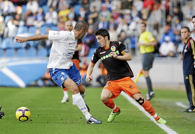 24.01.2010: CD Tenerife 0 - 0 Valencia CF
