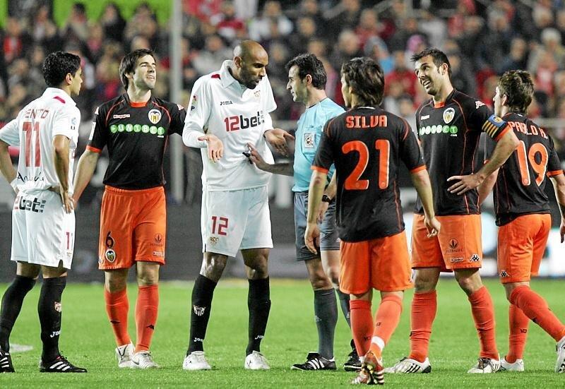 31.01.2010: Sevilla FC 2 - 1 Valencia CF