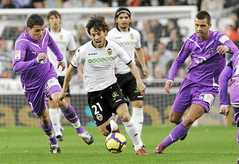 06.02.2010: Valencia CF 2 - 0 Real Valladolid