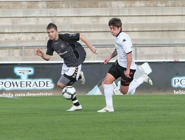 10.02.2010: Valencia CF 1 - 1 Pol. Varsovia