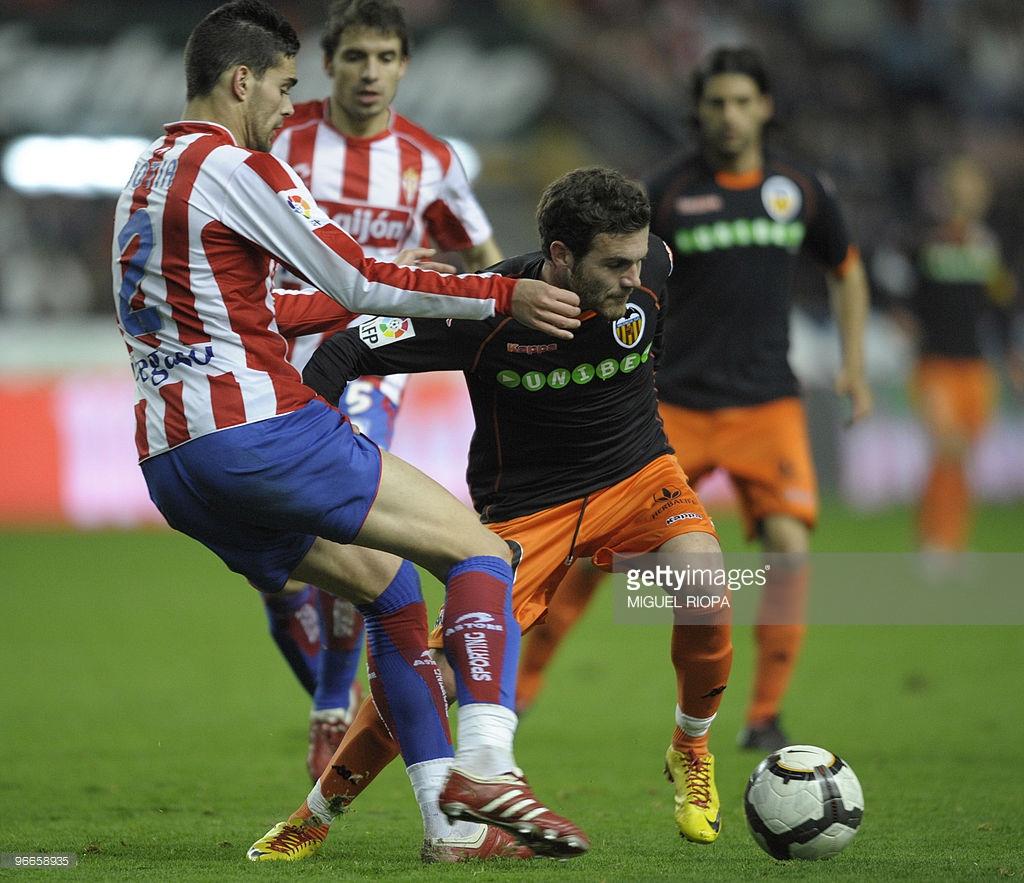 13.02.2010: Sporting Gijón 1 - 1 Valencia CF