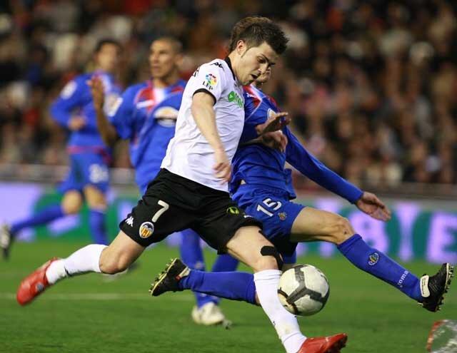22.02.2010: Valencia CF 2 - 1 Getafe CF