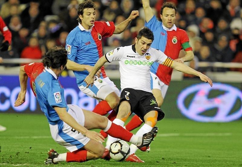 08.03.2010: Valencia CF 0 - 0 Rac. Santander