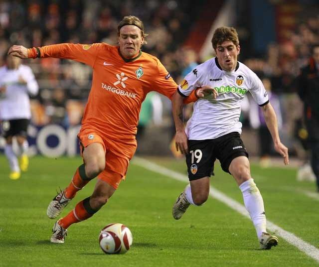 11.03.2010: Valencia CF 1 - 1 Werder Bremen