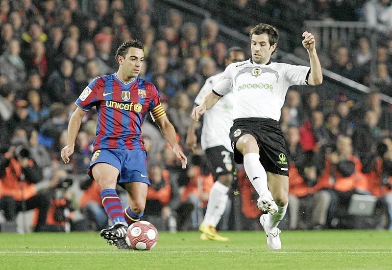 14.03.2010: FC Barcelona 3 - 0 Valencia CF