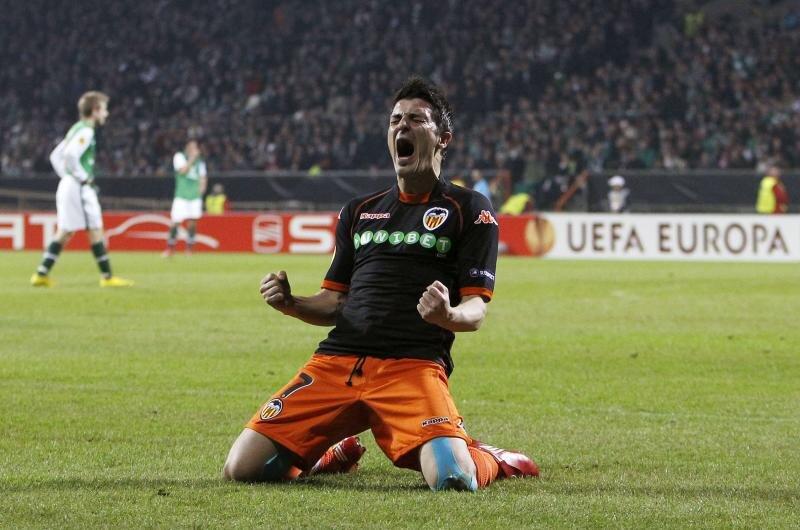 18.03.2010: Werder Bremen 4 - 4 Valencia CF