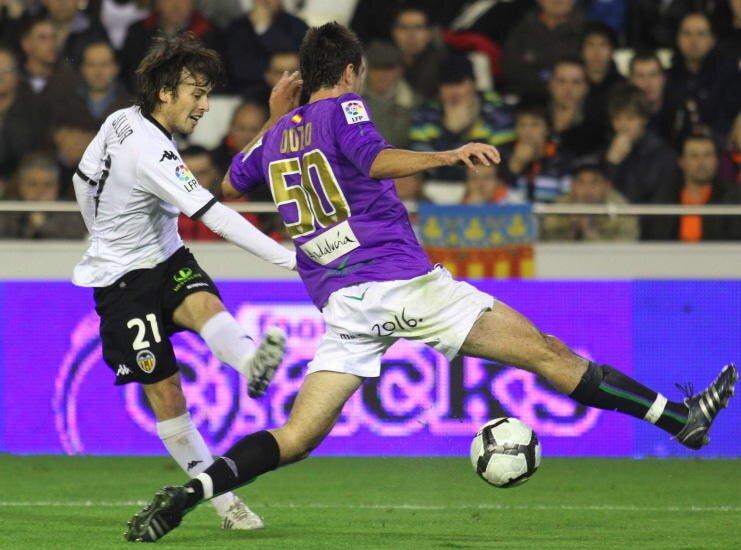 24.03.2010: Valencia CF 1 - 0 Málaga CF