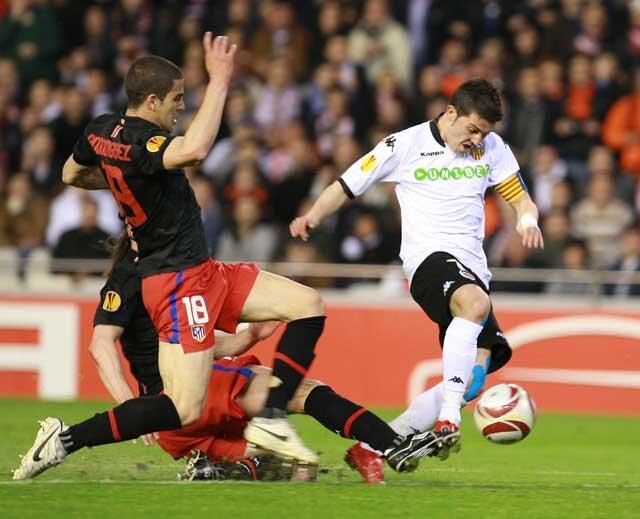01.04.2010: Valencia CF 2 - 2 At. Madrid