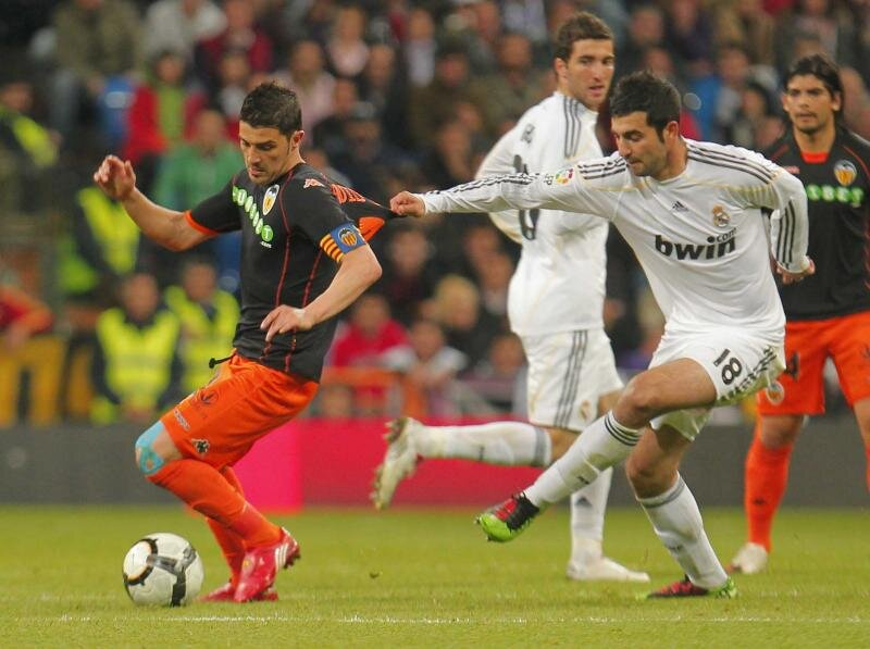 18.04.2010: Real Madrid 2 - 0 Valencia CF