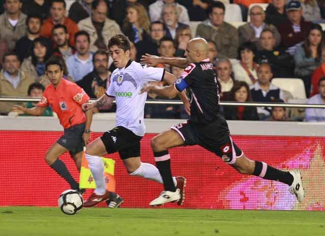 24.04.2010: Valencia CF 1 - 0 Dep. Coruña