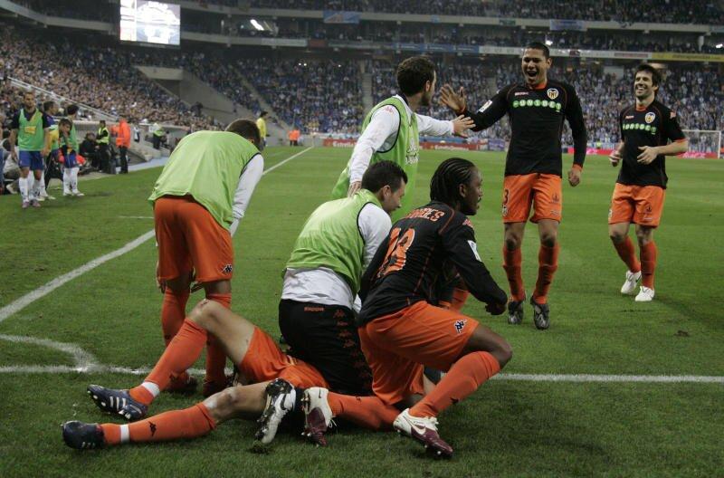 01.05.2010: RCD Espanyol 0 - 2 Valencia CF