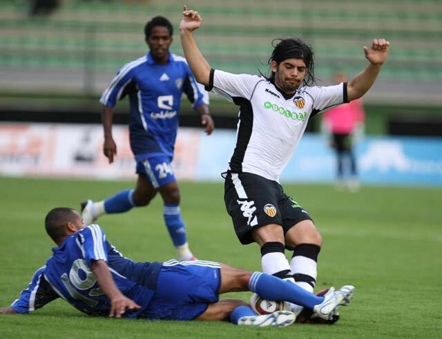 25.07.2010: Al Hilal 0 - 2 Valencia CF