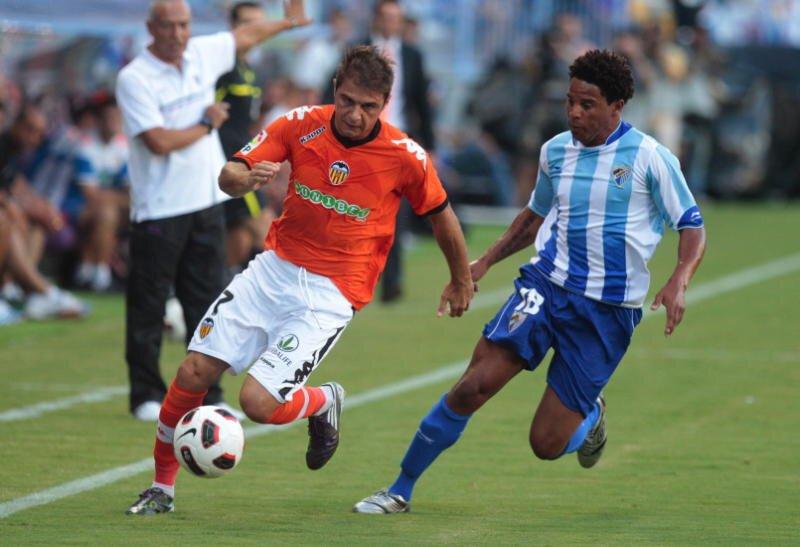 28.08.2010: Málaga CF 1 - 3 Valencia CF